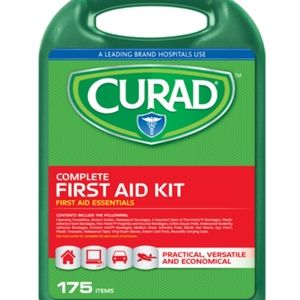 Curad Complete First Aid Kit